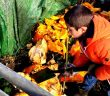 How to make a small pallet compost bin