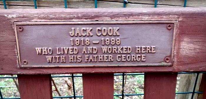 Jack & George Cook, Tilgate