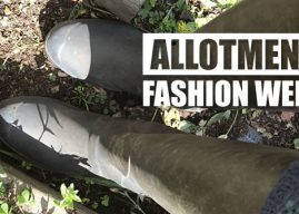 #AllotmentFashionWeek Day FIVE – Plan Ahead