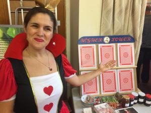 MrsGrow is the Queen of Hearts