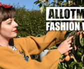 #AllotmentFashionWeek Day THREE – 'Ramshackle Bodgers'