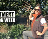 #AllotmentFashionWeek Day TWO – Knitwear and Knives