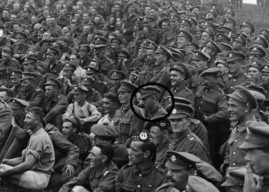 The Great War's Lost Gardeners