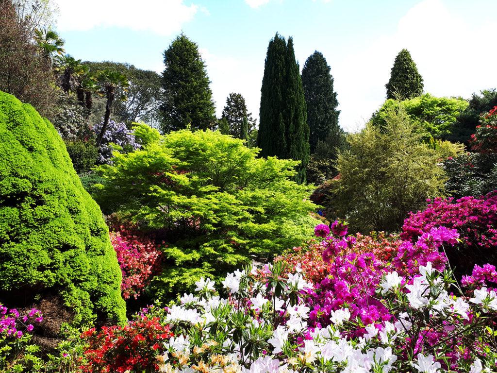 Leonardslee Gardens, Reopened, Horsham